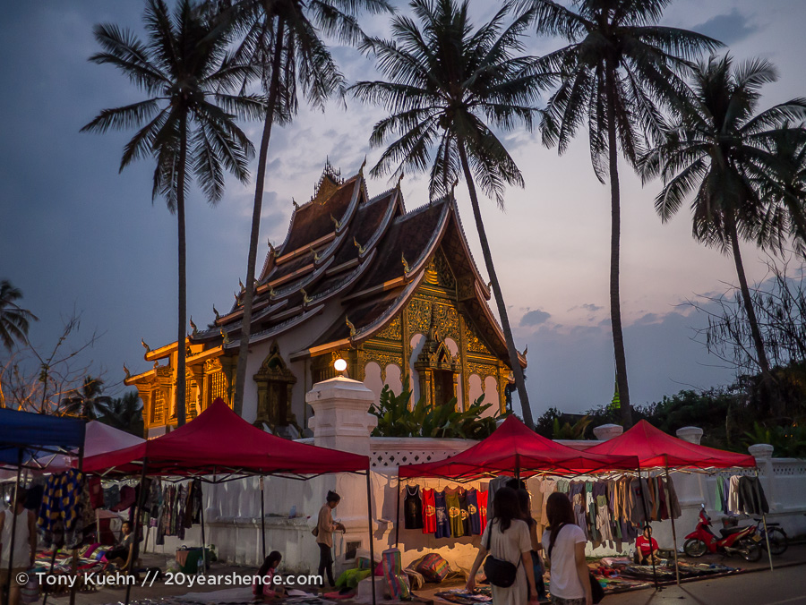 Searching for Something Special in Luang Prabang