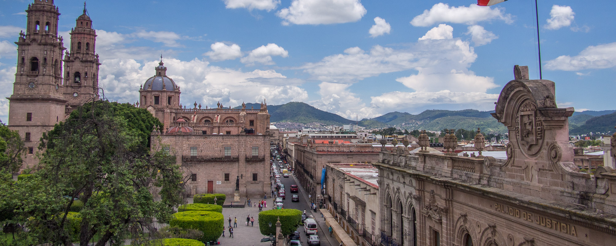Why Morelia Is The Most Beautiful City In Mexico That